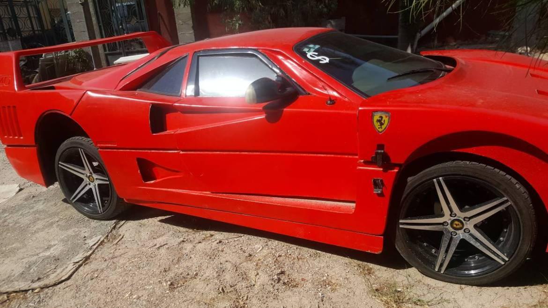 Ferrari F40: Je li ovo najgora replika u povijesti?