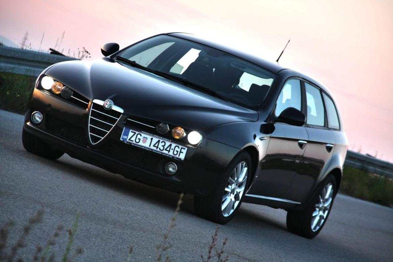 Rabljeni: Alfa Romeo 159 SW 1.9 JTDm (2007.)