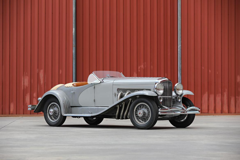 Duesenberg SSJ postao najskuplji predratni automobil u povijesti