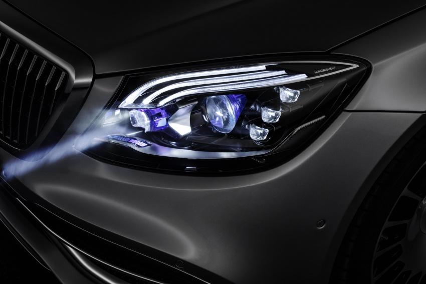 Video: Mercedesova svjetla pričaju