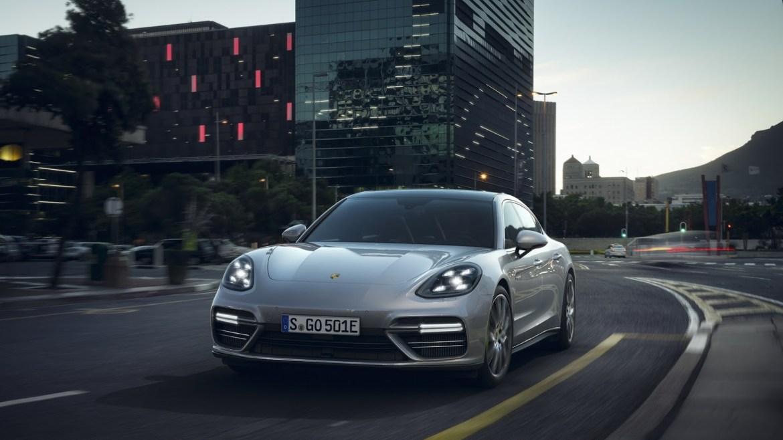 Porsche Panamera Turbo S E-Hybrid srušio rekorde na šest staza