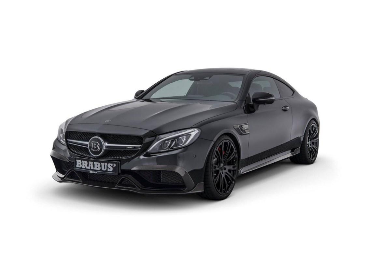 Brabus Mercedes-AMG C63S razvija 650 KS
