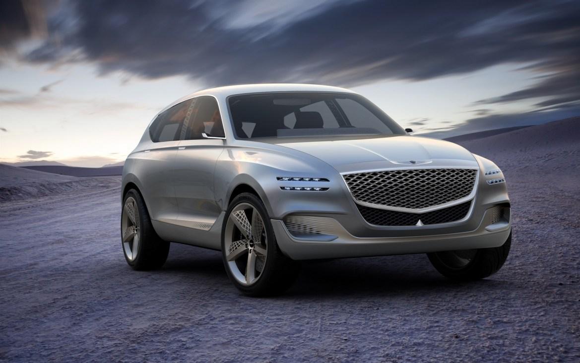Prvi Genesis SUV stiže početkom 2020. godine