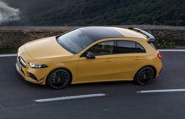 Mercedes-AMG A35 je penicilin za Audi S3