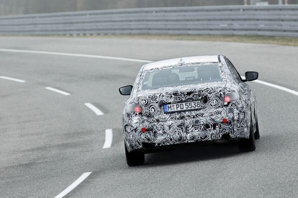 Novi BMW serije 3 ulazi u završnu fazu testiranja
