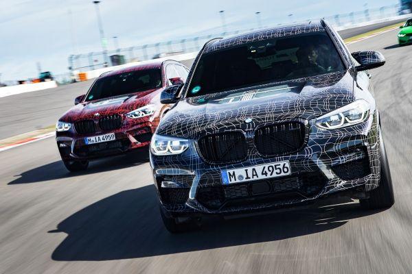 Prva službena prezentacija BMW X3 M i BMW X4 M modela