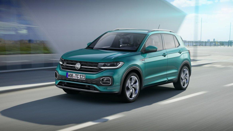 Stigao Volkswagen T-Cross, crossover na bazi modela Polo