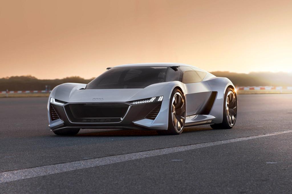 Audi E-Tron GT dolazi 2020. godine