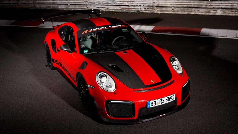 Porsche 911 GT2 RS MR srušio s trona Lamborghini Aventador SVJ