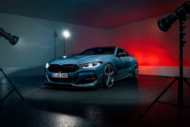 AC Schnitzer već tunirao novi BMW Serije 8