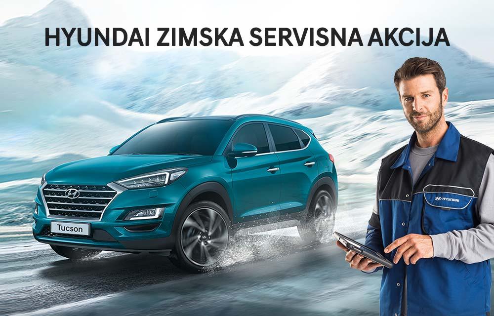 Hyundai zimska servisna akcija