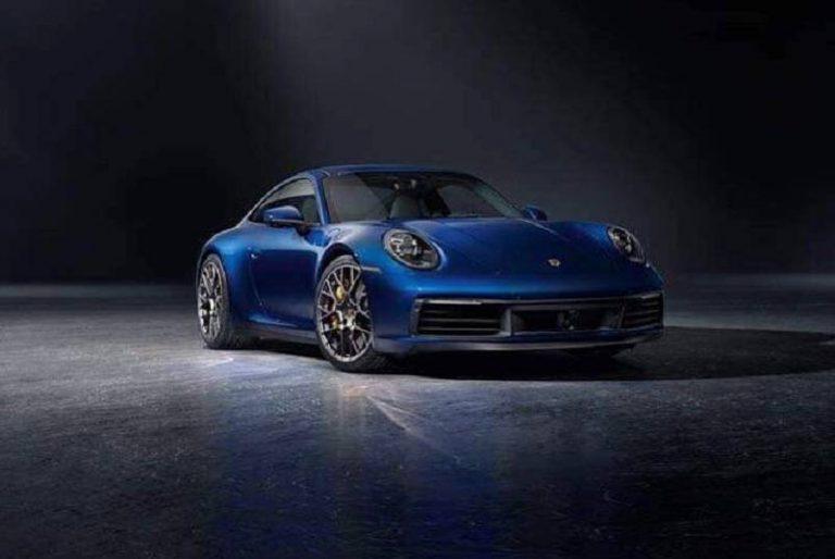 Ekskluzivno: Procurio novi Porsche 911 (992)