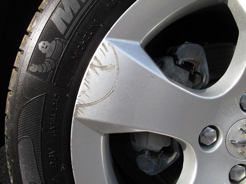 DIY: Popravak aluminijskih naplataka