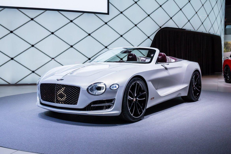 Prvi električni Bentley neće biti sportaš