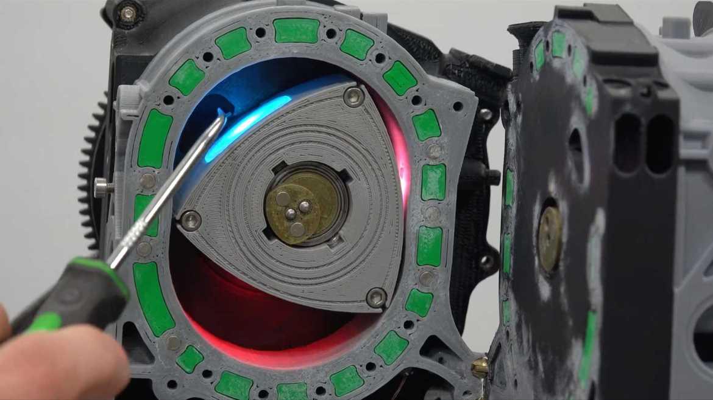 Video: Naučite kako točno radi Wankel motor