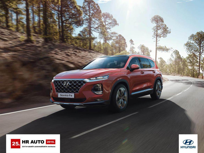 Novi Hyundai Santa Fe je SUV 2019. godine