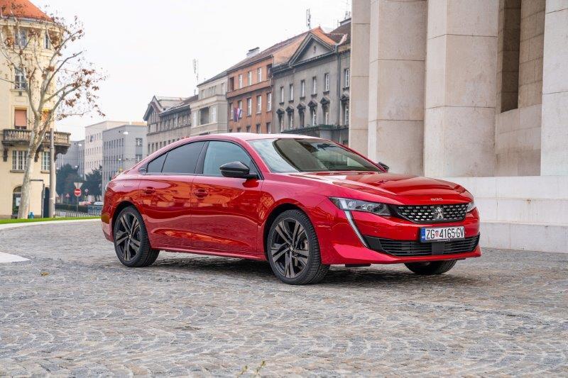 Novi Peugeot 508 stiže na hrvatsko tržište
