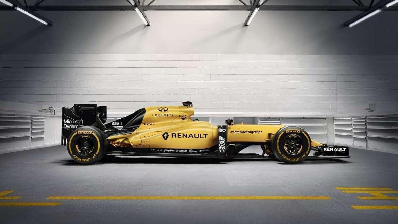 Renault Sport Formula One Team postaje Renault F1 Team