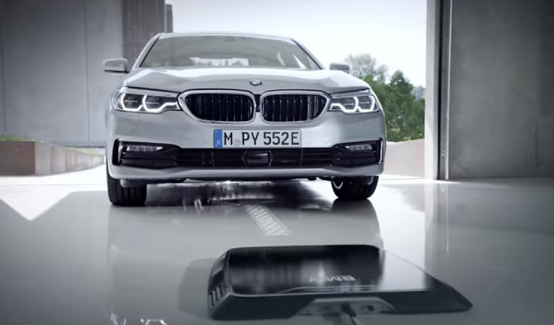 BMW uvodi punjenje baterija bez žice, a kablove šalje u povijest