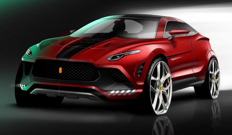 Ferrari Purosanque je prvi SUV u povijesti propetog konjića