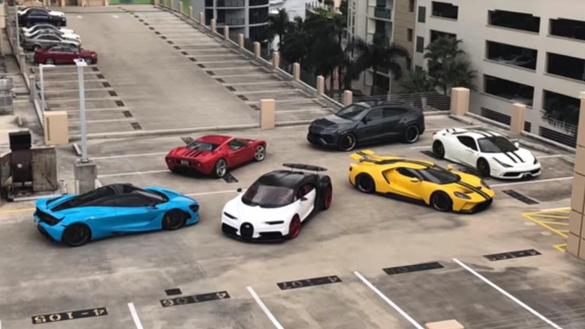 Tko ima najbolji zvuk u grupi automobila od šest milijuna dolara?