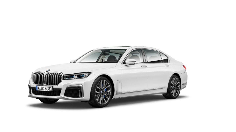 Redizajnirani BMW Serije 7 otkrio novi izgled