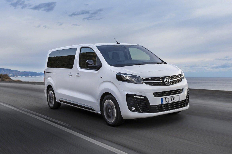 Novi Opel Vivaro Life nudi prvoklasan komfor za devet osoba