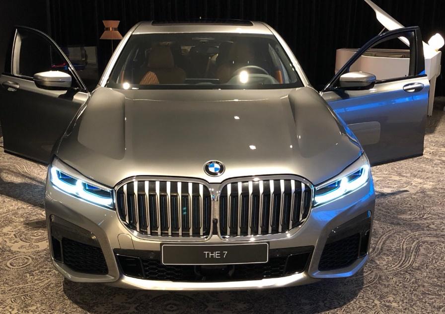 Nadamo se da ovo nije novi BMW Serije 7