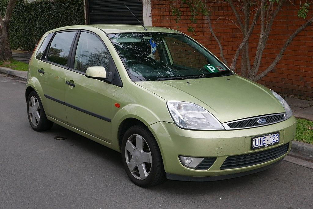 Ford Fiesta 1.4 TDCi aktivira indikator EAC Fail