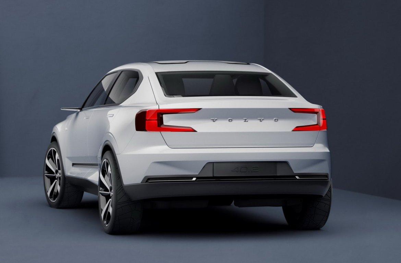 Zamjena za Volvo V40 bit će crossover