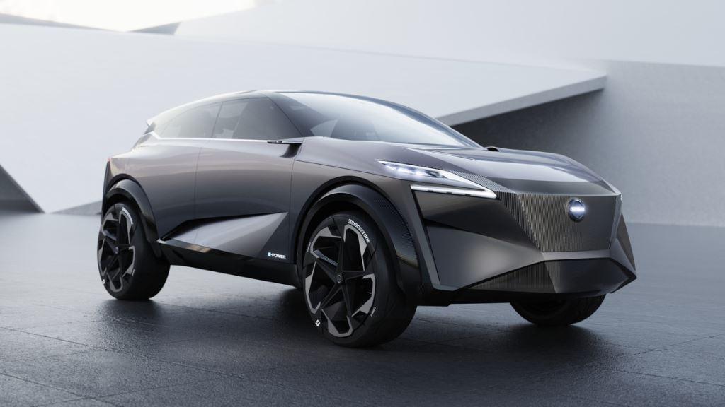 Nissan predstavio IMQ koncept na Ženevskom salonu automobila 2019.