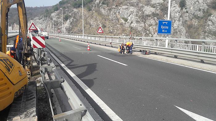 Krenuli radovi na sanaciji autoceste A3