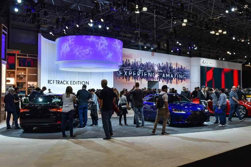 Нью-Йоркский автосалон 2020 отменен. Выставка в Лос-Анджелесе и выставка SEMA под вопросом