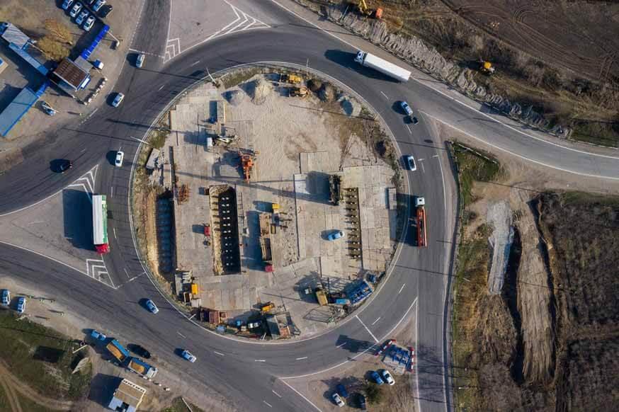 До местных курортов: на одном из участков платной дороги М-4 «Дон» скоро начнутся дорожные работы