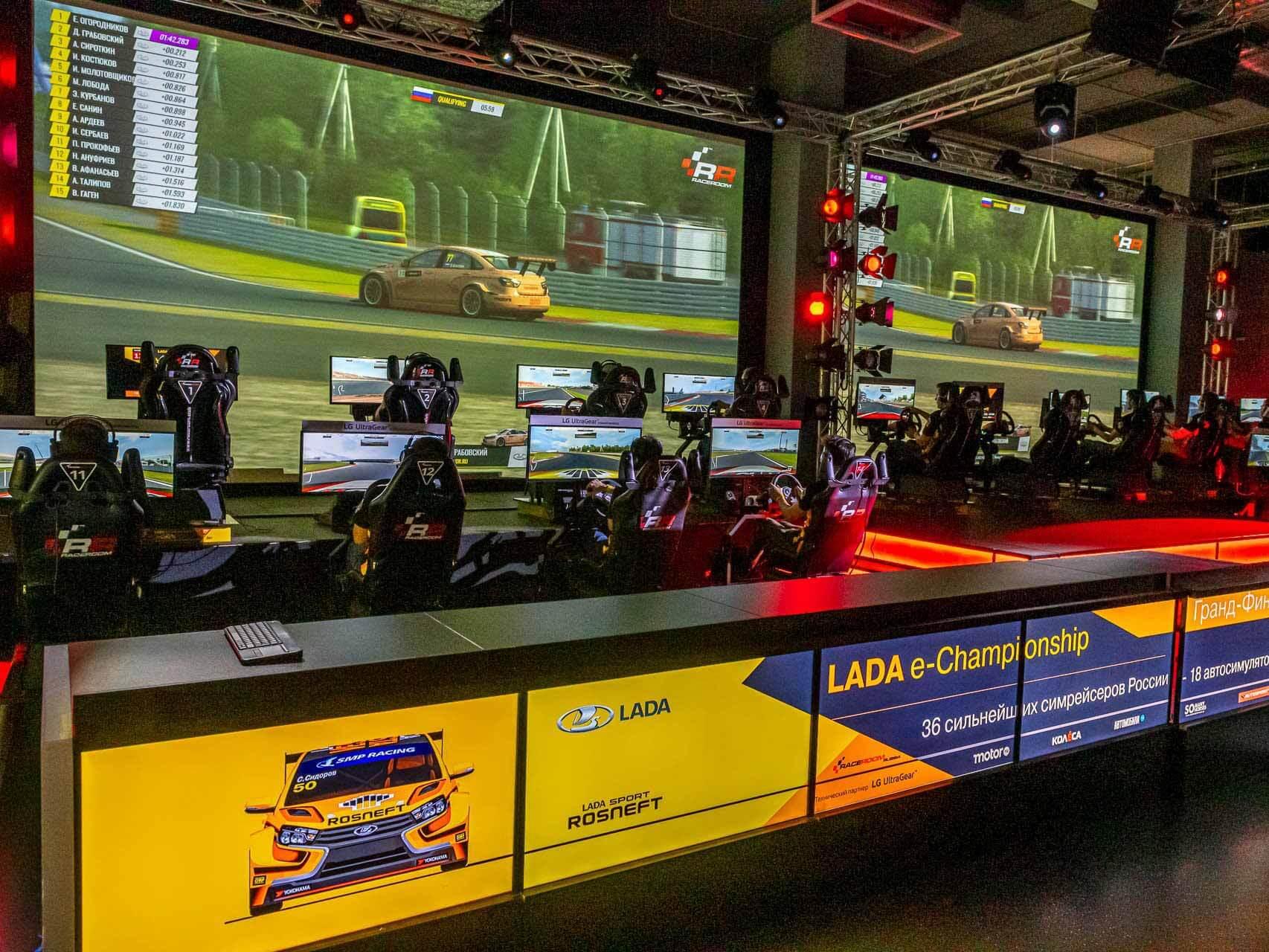 E-Championship LADA Sport ROSNEFT начинает новый сезон