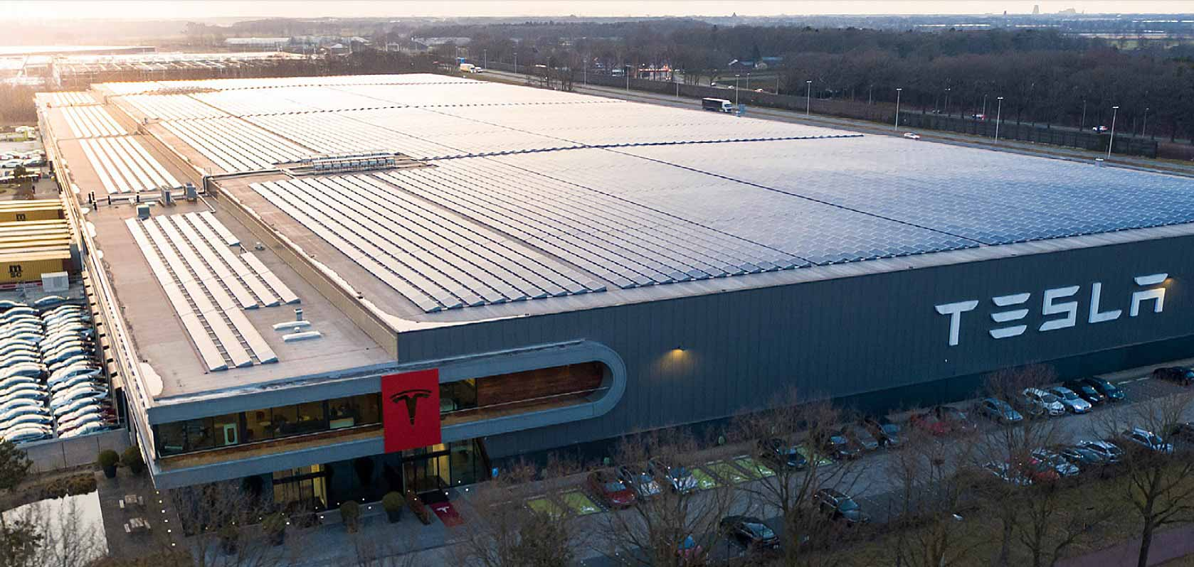 Tesla может построить еще один Gigafactory в Великобритании: доклад