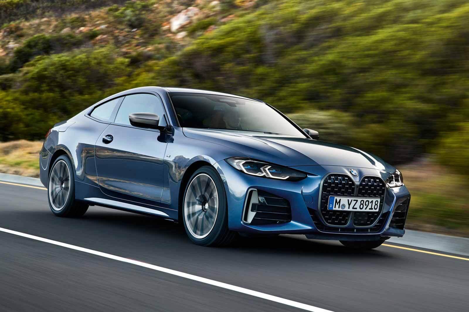 Новый BMW 4 серии: отставка Хофмайстера и ноздри раздора