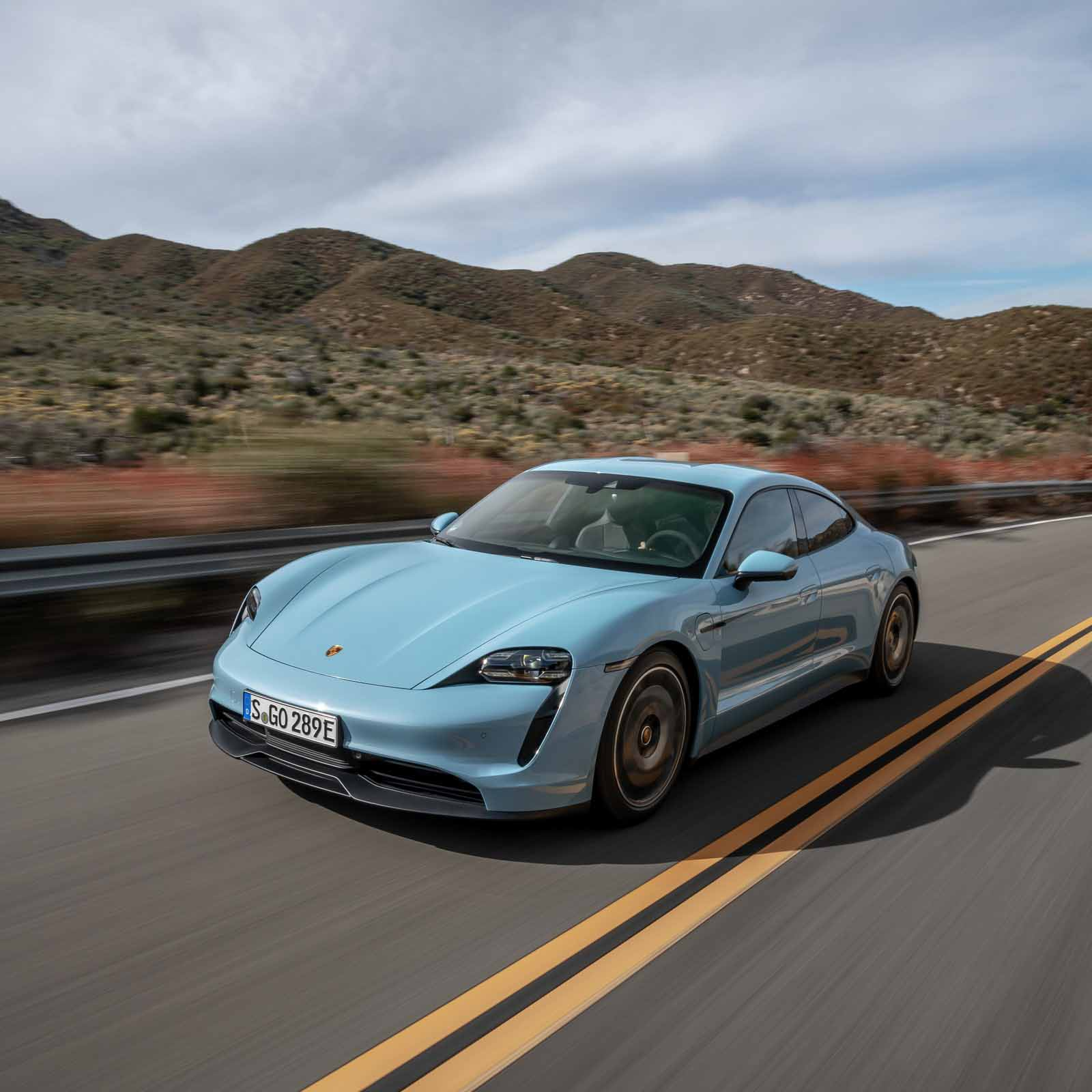 В отчете Tesla говорится, что Porsche Taycan - очень неэффективный электромобиль. Это так?