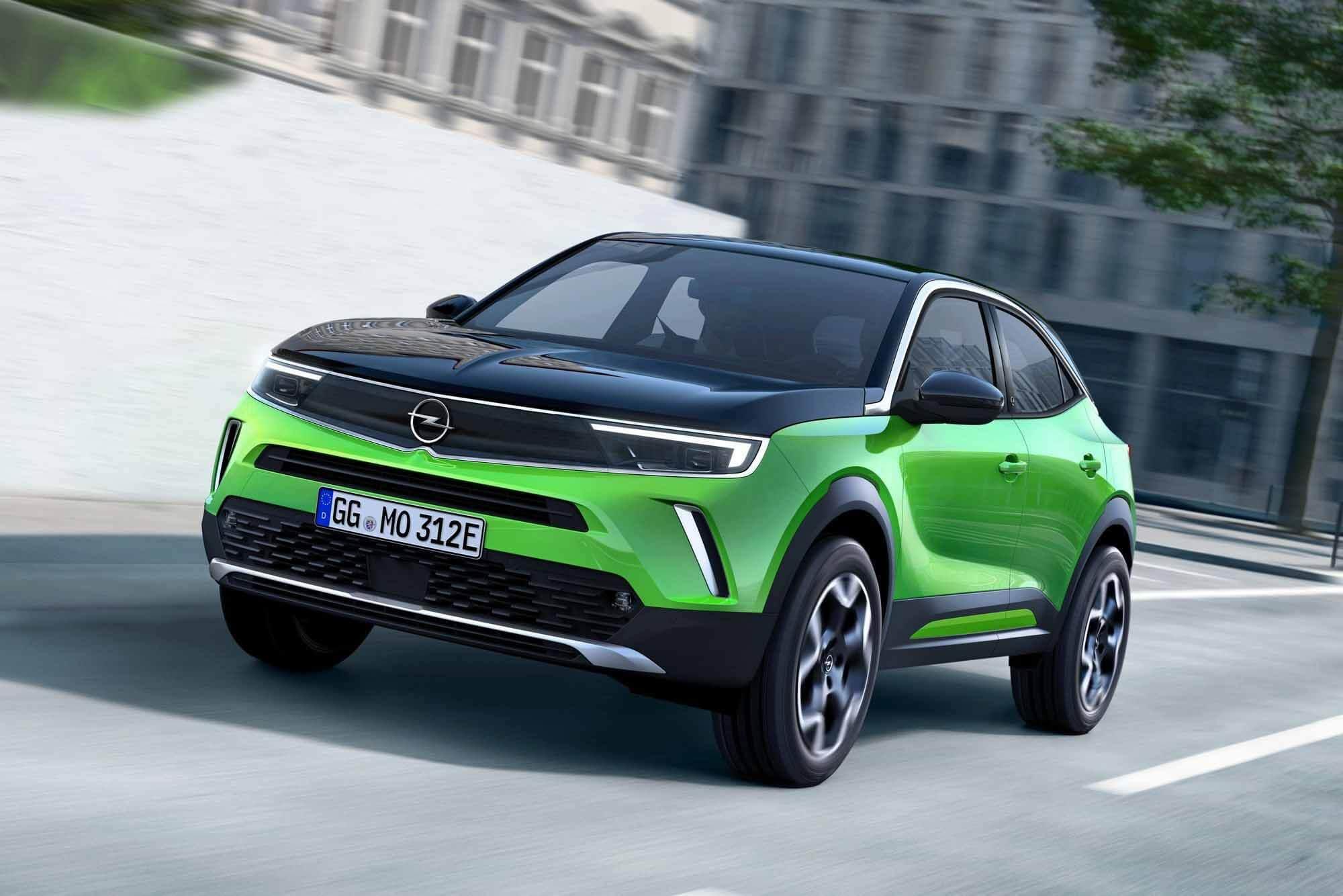 Новый Opel Mokka дебютировал как электромобиль. Бензин и дизель тоже будут