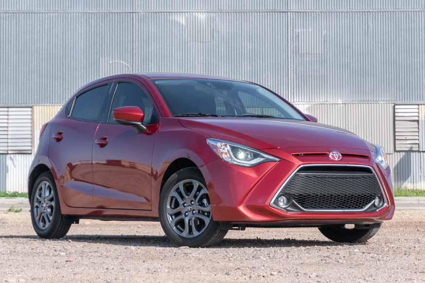 Конвертированная из Mazda Toyota Yaris покидает один из крупнейших рынков из-за слабых продаж