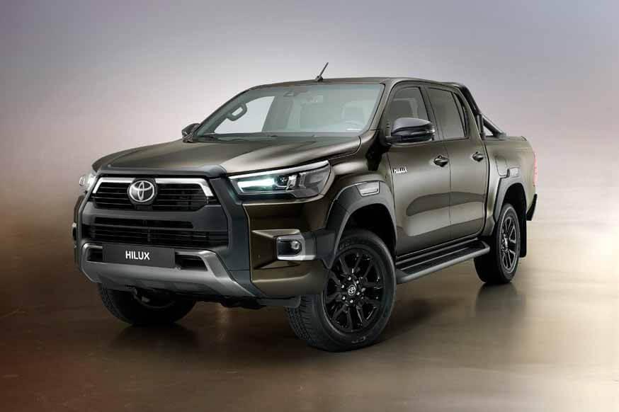 Toyota обновила пикап Hilux: дизель стал мощнее, а коробки передач остались прежними