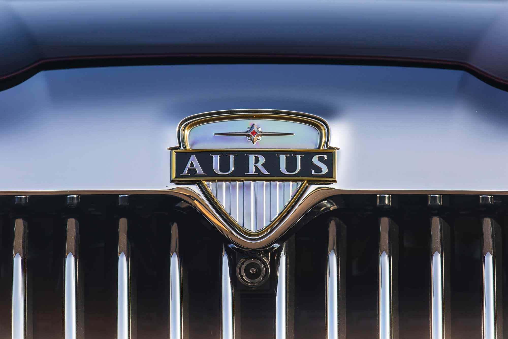 Появились новые данные о проектах Aurus