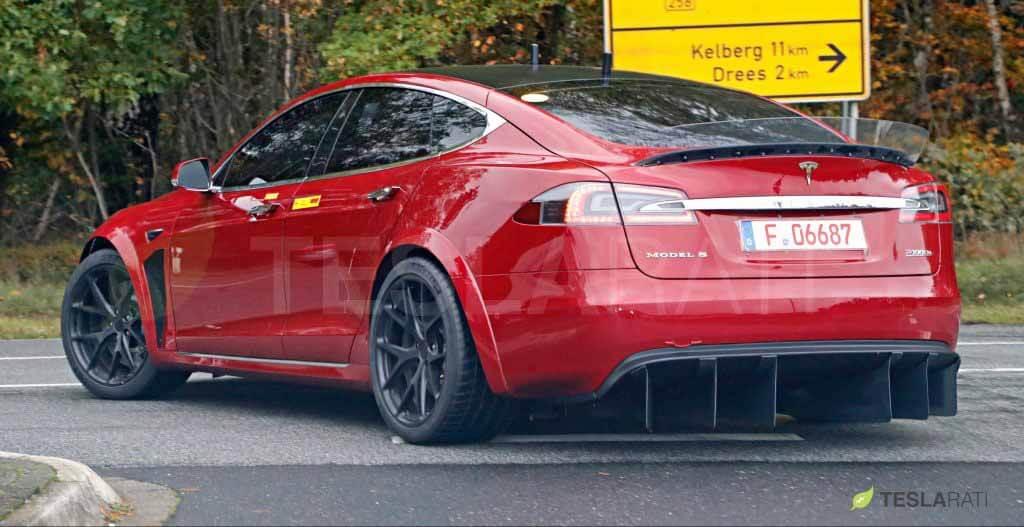Проект Tesla 'Roadrunner' открывает двери для выпуска модели S Plaid