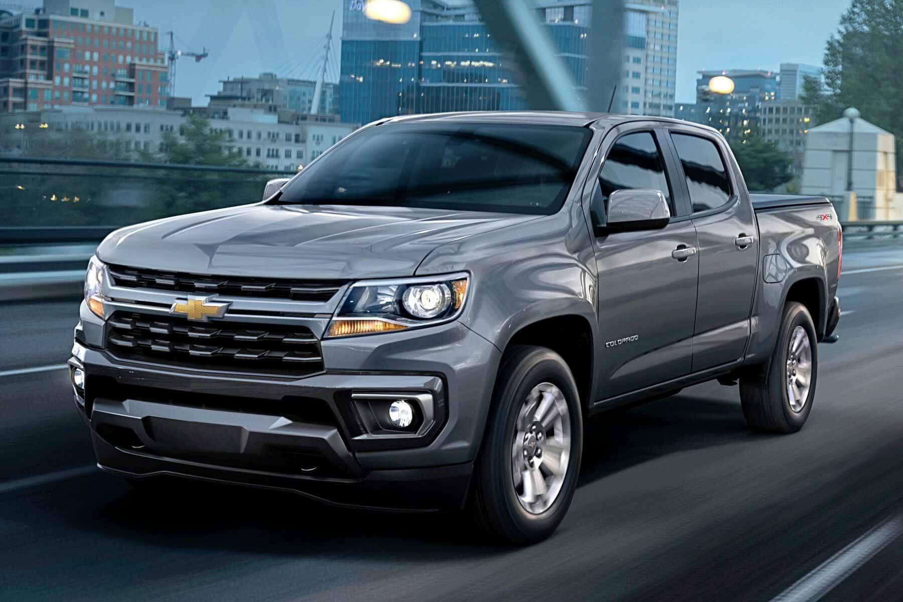 Проигравший Chevrolet Colorado был обновлен и подорожал