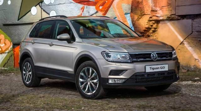 Volkswagen Tiguan GO!