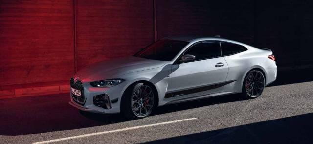 BMW 4 серии M Performance