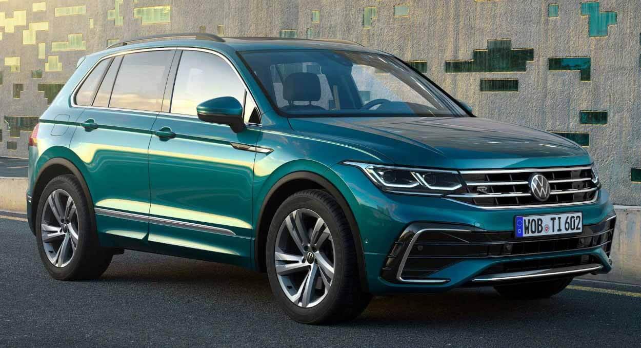 Volkswagen Tugian