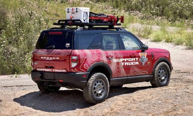 Кроссовер Ford Bronco Sport