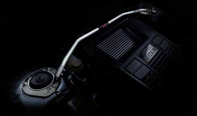 Subaru WRX S4 STI Спорт #