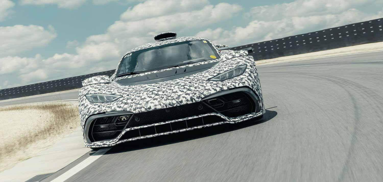 Гиперкар Mercedes-AMG One